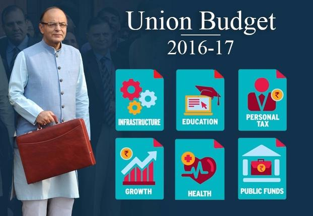 Major Highlights Of Union Budget 2016-17 Announced By Hon'ble Finance Minister
