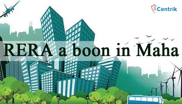 RERA a boon in Maha: Quick case disposals, 79% rulings in favour of homebuyers, shows study