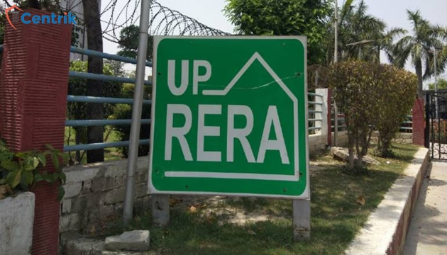 UPRERA: Deregisteres Unnati Fortune Holdings Project