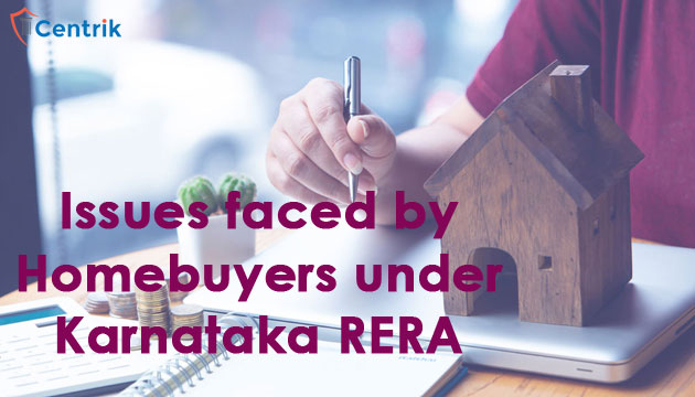 issues-faced-by-homebuyers-under-Karnataka-RERA
