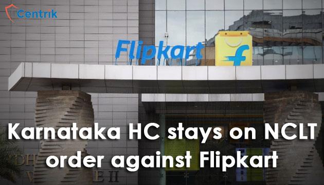 karnataka-hc-stays-on-nclt-order-against-flipkart