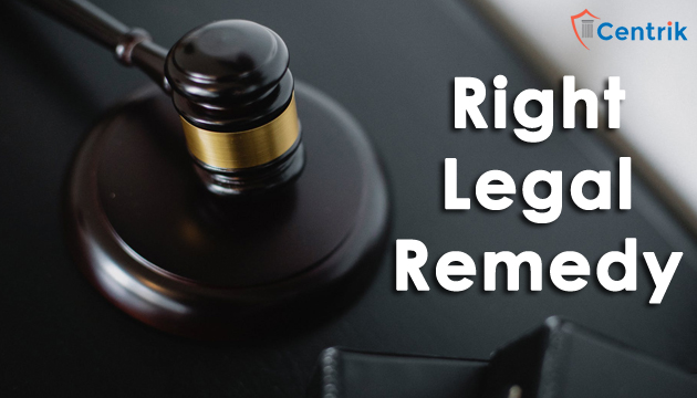 Right Legal Remedy for Aggrieved Homebuyers